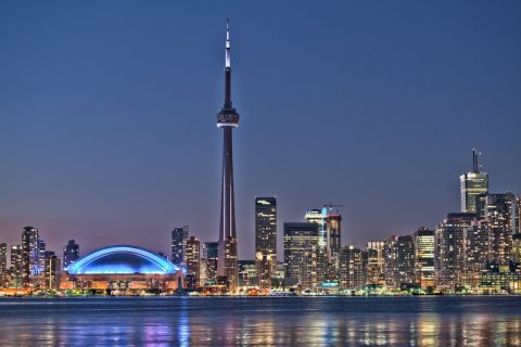 Toronto, une ville canadienne idéale pour réaliser un circuit